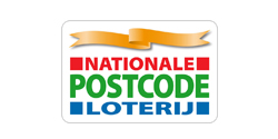 postcode loterij logo reclame