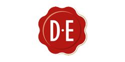 Douwe Egberts reclame logo