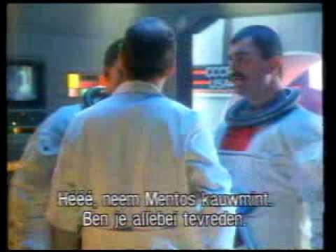 Mentos reclame astronaut
