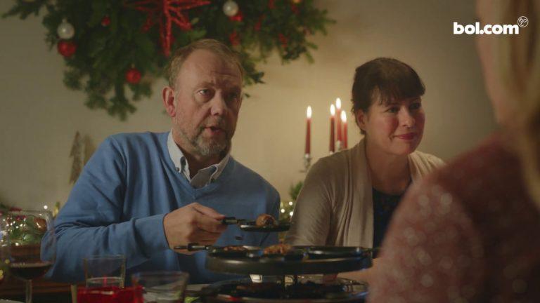 bol kerst reclame 2019