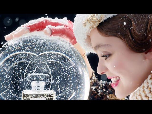 chanel kerst reclame 2019