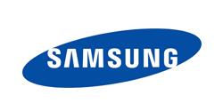 samsung reclame logo