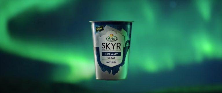 Arla reclame - Skyr Creamy