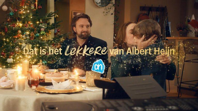 Albert Heijn Kerst Reclame 2020 Een Bijzondere Kerst